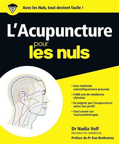 L'Acupuncture pour les Nuls - 9782754051248 - 15,99 €