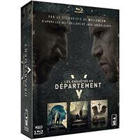 Les enquêtes du Département V Coffret  Blu-ray