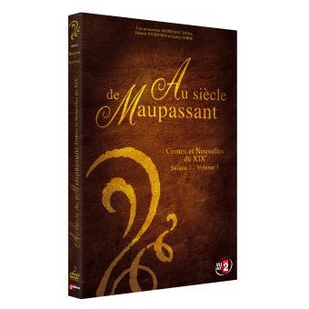 Au siècle de MaupassantAu siècle de Maupassant Saison 1 Volume 1 DVD