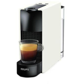 Nespresso Essenza Mini Krups XN110110 Blanc