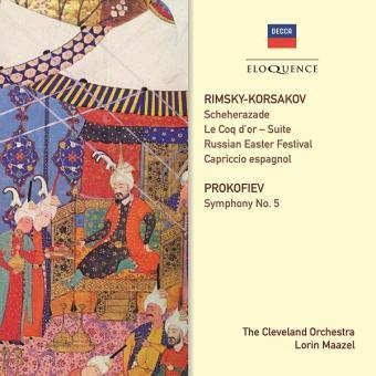 Sheherazade - Coq d'or - Cappricio espagnol - Symphonie 5