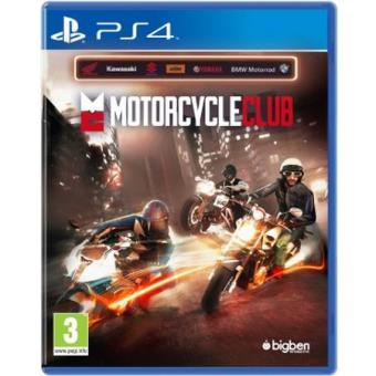 MOTORCYCLE CLUB MIX PS4
