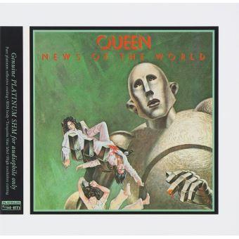 News Of The World-Platinum SHM CD