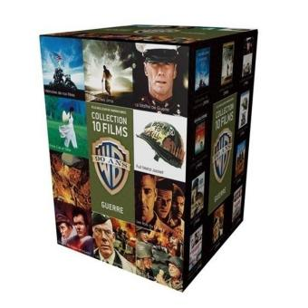 guerre coffret 10 dvd vf dvd zone 2 clint eastwood oliver stone stanley kubrick ray. Black Bedroom Furniture Sets. Home Design Ideas