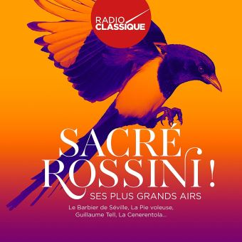 Sacré Rossini ! Coffret Digipack
