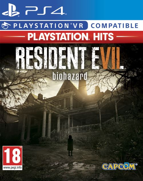 Resident Evil 7 biohazard Playstation Hits PS4
