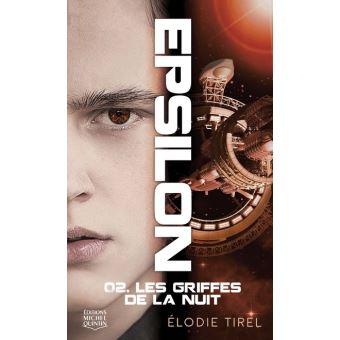 EpsilonEpsilon - tome 2 Les griffes de la nuit