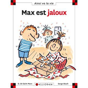 Max et LiliMax est jaloux