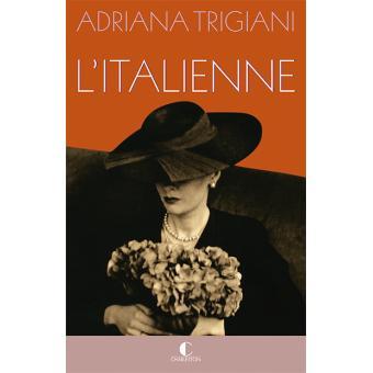 """Résultat de recherche d'images pour """"l'italienne de adriana trigiani"""""""