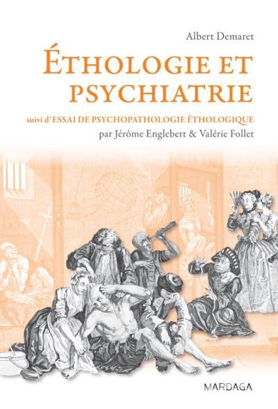 Éthologie et psychiatrie - Une approche évolutionniste des troubles mentaux - 9782804702977 - 34,99 €