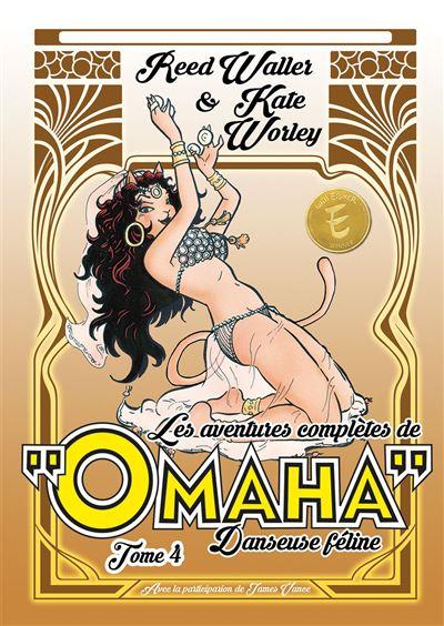Les Aventures Complètes d'Omaha, Danseuse Féline - 02 Tomes