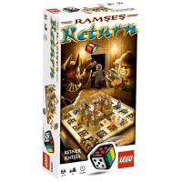 Lego - 3855 - Jeux de société - Ramses Return