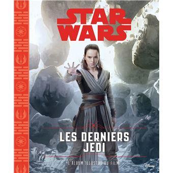 Star WarsLes derniers Jedi, L'album du film