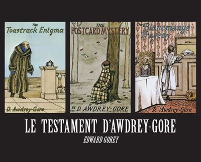 Le Testament d'Awdrey-Gore