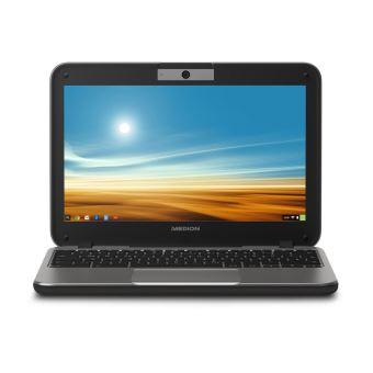 "PC Ultra-Portable Medion Akoya Chromebook S2015 11.6"" Rockchip RK3288 2 Go RAM 16 Go eMMC"
