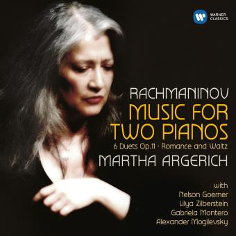 Rachmaninov : Music for Two Pianos - 2 CD