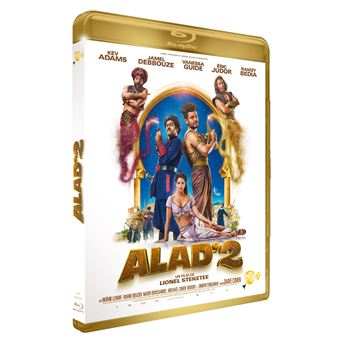 AladdinAlad'2 Blu-ray