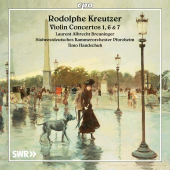 Concertos pour violon numéros 1, 6 et 7