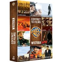 Coffret Western 10 films DVD