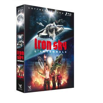 Iron SkyCoffret Iron Sky L'intégrale Blu-ray