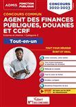 Agent des finances publiques, douanes et CCRF Tout-en-un concours 2020-2021