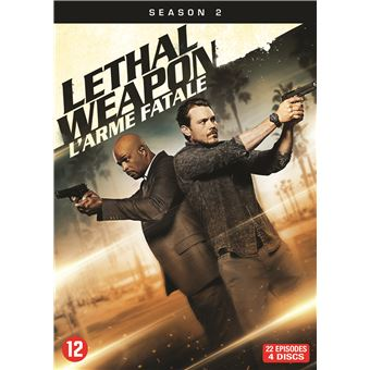 LETHAL WEAPON S2-BIL
