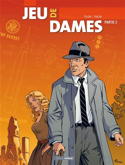 Jeu de dames - volume 2