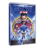 Sonic le film DVD