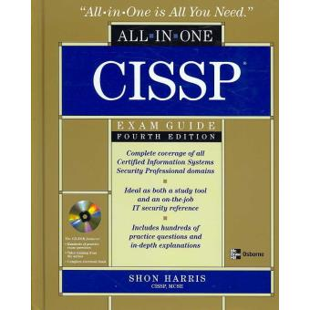 Cissp Certification All In One Exam Guide Relie Shon Harris