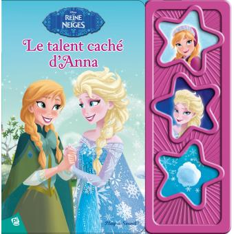 La Reine des Neiges -  : Le talent caché d'Anna