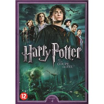 Harry PotterHARRY POTTER 4:GOBLET OF FIRE-FR