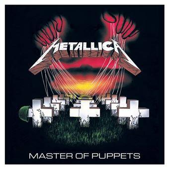 Metallica-Master Of Puppets Canvas Wall Art