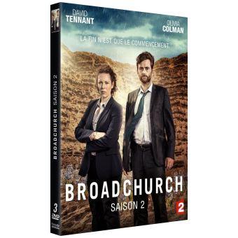 BroadchurchBroadchurch Saison 2 DVD
