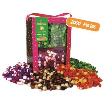 achat de perles en bois