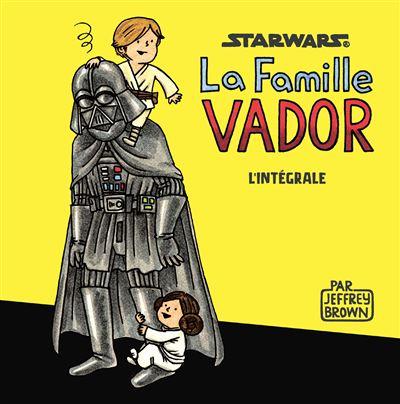 L'intégrale Famille Vador