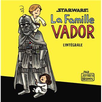 Star WarsL'intégrale Famille Vador