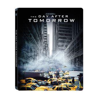 Le Jour d'après Steelbook Edition Limitée Blu-ray