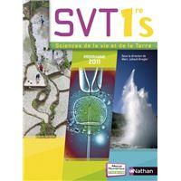 Sciences et Vie de la Terre 1re S 2011 compact
