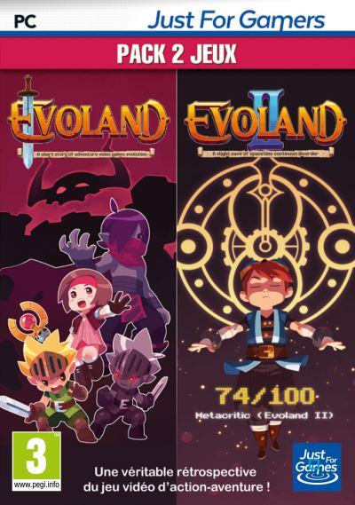 Evoland 1 + 2 PC