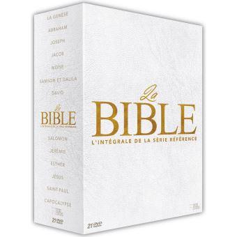La BibleCoffret La Bible L'intégrale Edition Limitée DVD