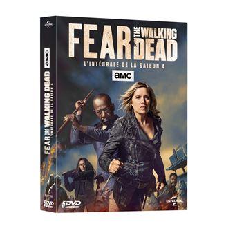 Fear The Walking DeadFear the Walking Dead Saison 4 DVD