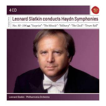 CONDUCTS HAYDN SYMPHONIES/4CD