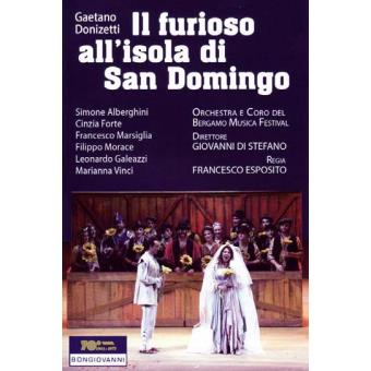 Il Furioso all'isola di San Domingo DVD