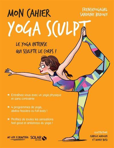 Mon cahier Yoga sculpt - 9782263153181 - 4,99 €