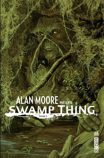 ALAN MOORE PRESENTE SWAMP THING