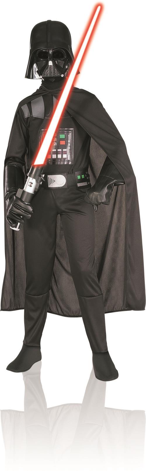 Déguisement Dark Vador Star Wars Taille M 5/7 ans