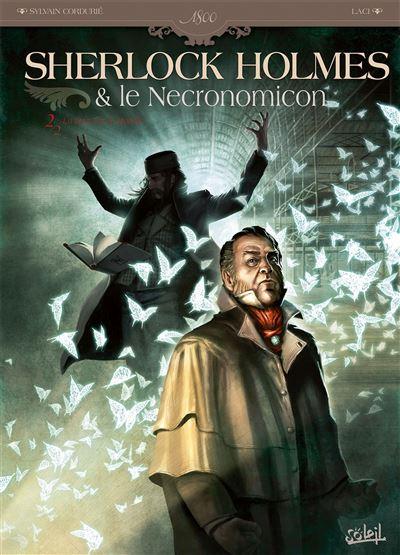 Sherlock Holmes et le Necronomicon