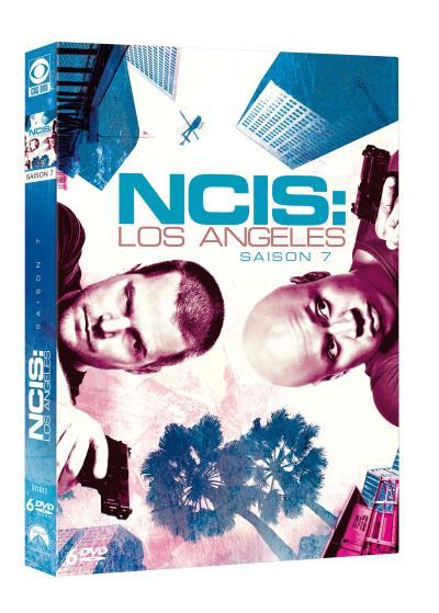 Ncis Los Angeles Saison 7 Dvd Dvd Zone 2 Achat Prix Fnac