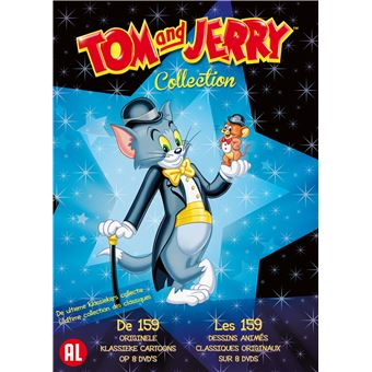 Tom & Jerry Classic Collection (7dvd)