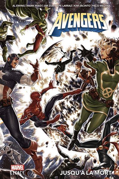 Avengers : Jusqu'à la mort